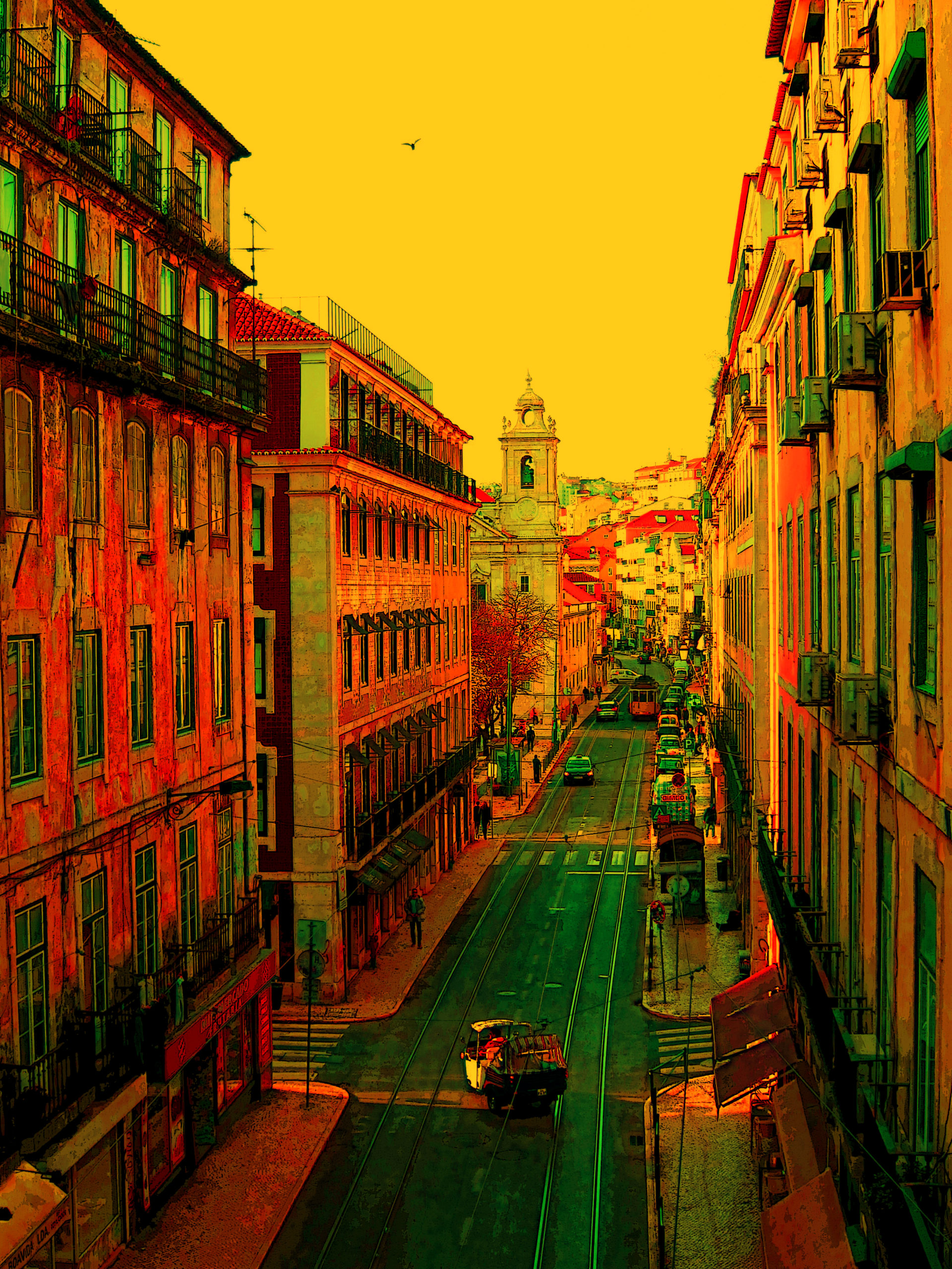 Lissabon, Portugal, Europa